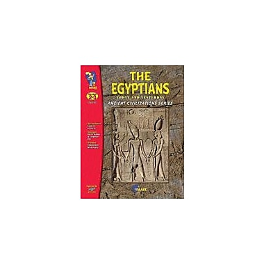 On The Mark Press Egyptians Today and Yesterday History Workbook, Grade 2 - Grade 3 [eBook]