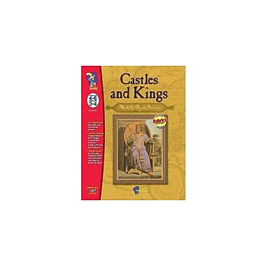 On The Mark Press Castles and Kings Reading Level 2-4 Social Studies Workbook, Grade 4 - Grade 6 [eBook]