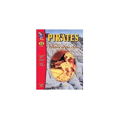 On The Mark Press Pirates Social Studies Workbook, Grade 4 - Grade 6 [eBook]