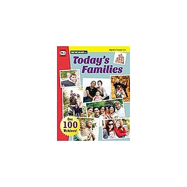 On The Mark Press Today's Families Gr. Pk-1, Aligned to Common Core Social Studies Workbook, Preschool - Grade 1 [eBook]