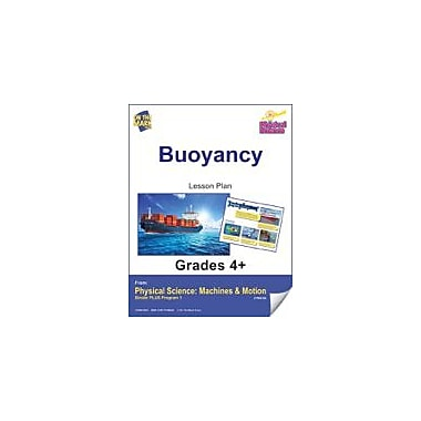 On The Mark Press Physical Science, Buoyancy E-Lesson Plan Physical Education Workbook, Grade 4 - Grade 6 [eBook]