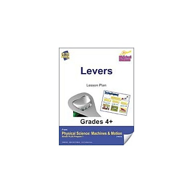 On The Mark Press Physical Science, Levers E-Lesson Plan Physical Education Workbook, Grade 4 - Grade 6 [eBook]