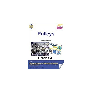 On The Mark Press Physical Science, Pulleys E-Lesson Plan Physical Education Workbook, Grade 4 - Grade 6 [eBook]