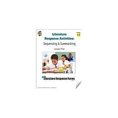 On The Mark Press Literature Response Activities: Sequencing & Summarizing Events Grades 1-3 Workbook, Grade 1 - Grade 3 [eBook]