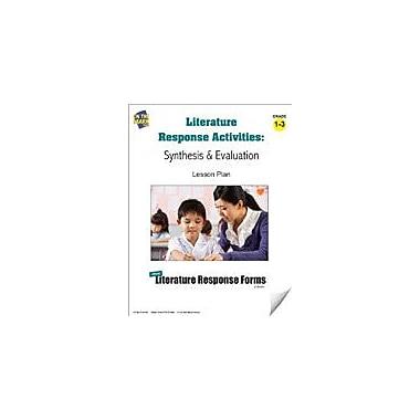 On The Mark Press Literature Response Activities: Synthesis & Evaluation Grades 1-3 Workbook, Grade 1 - Grade 3 [eBook]
