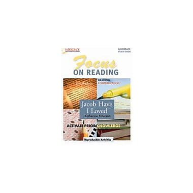 Saddleback Educational Publishing Jacob Have I Loved Focus On Reading Study Language Arts Workbook, Grade 5 - Grade 12 [eBook]