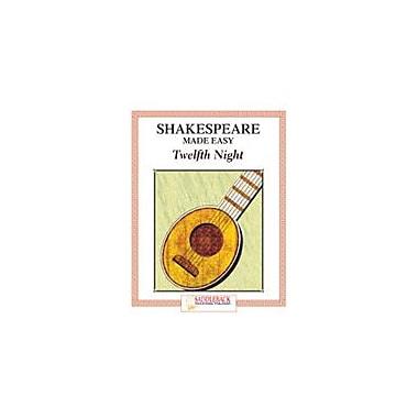 Saddleback Educational Publishing Twelfth Night Student Guide Reading & Writing Workbook, Grade 9 - Grade 12 [Enhanced eBook]