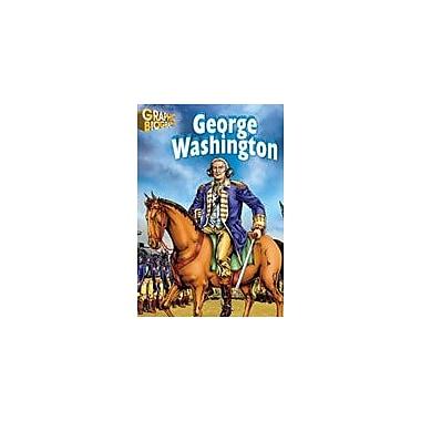 Saddleback Educational Publishing George Washington Graphic Biography History Workbook, Grade 5 - Grade 12 [Enhanced eBook]