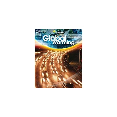 Saddleback Educational Publishing Global Warming Science Workbook, Grade 6 - Grade 12 [Enhanced eBook]