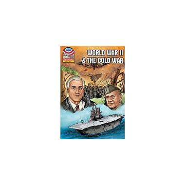 Saddleback Educational Publishing World War Ii & Cold War Social Studies Workbook, Grade 5 - Grade 12 [Enhanced eBook]