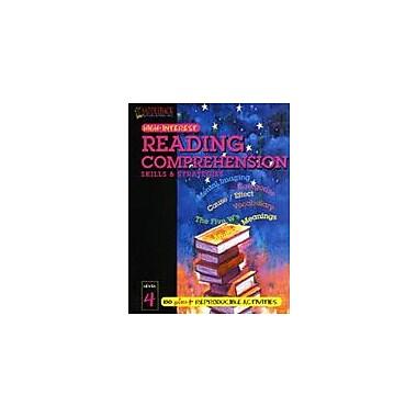 Saddleback Educational Publishing Reading Comprehension Skills 4 Reading & Writing Workbook, Grade 3 - Grade 12 [Enhanced eBook]