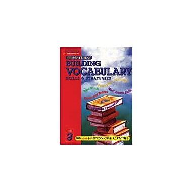 Saddleback Educational Publishing Building Vocabulary Skills and Strategies Level 3 Workbook, Grade 3 - Grade 12 [eBook]