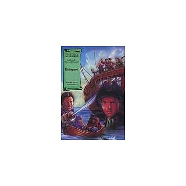 Saddleback Educational Publishing Kidnapped Reading & Writing Workbook, Grade 4 - Grade 12 [Enhanced eBook]