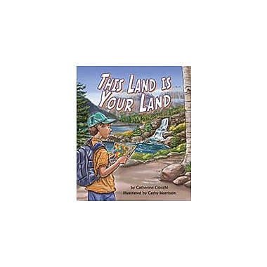 Arbordale Publishing This Land Is Your Land Reading & Writing Workbook, Kindergarten - Grade 3 [eBook]