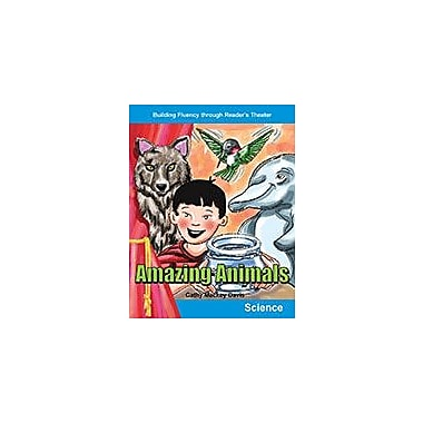 Shell Education Amazing Animals Language Arts Workbook, Grade 1 - Grade 2 [eBook]