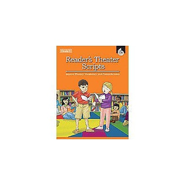 Shell Education Reader's Theater Scripts Grade 1 Reading & Writing Workbook, Grade 1 [Enhanced eBook]