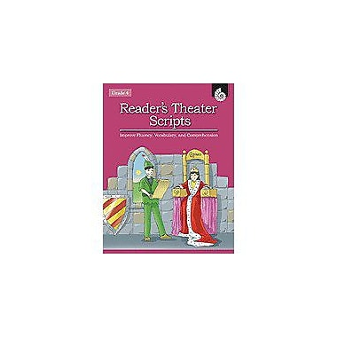 Shell Education Reader's Theater Scripts Grade 4 Reading & Writing Workbook, Grade 4 [eBook]