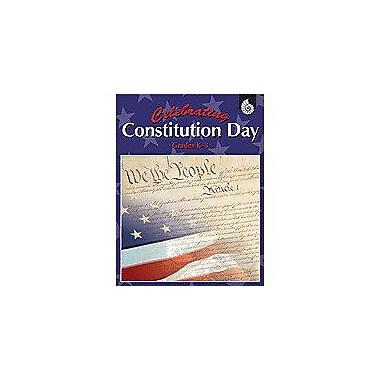 Shell Education Celebrating Constitution Day K-3 History Workbook, Kindergarten - Grade 3 [Enhanced eBook]