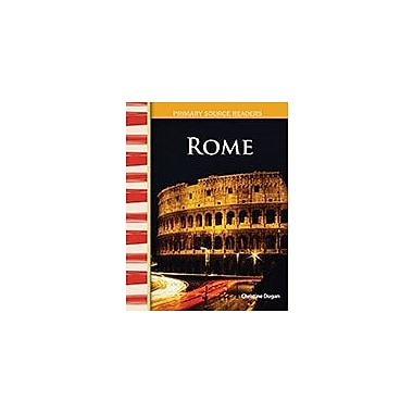 Shell Education Rome Social Studies Workbook, Grade 4 - Grade 5 [eBook]
