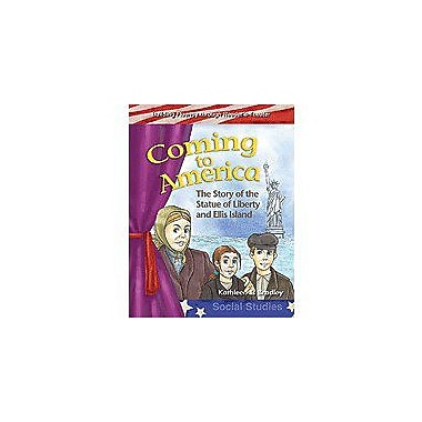 Shell Education Reader's Theater My Country: Coming to America Language Arts Workbook, Grade 5 - Grade 6 [Enhanced eBook]
