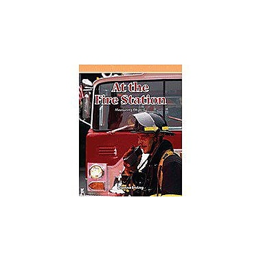 Shell Education Math Readers Grade 3: At the Fire Station Language Arts Workbook, Grade 3 [Enhanced eBook]