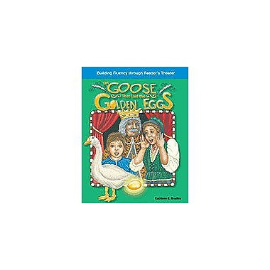 Shell Education Reader's Theater Fables: the Goose That Laid the Golden Eggs Workbook, Grade 2 - Grade 3 [Enhanced eBook]