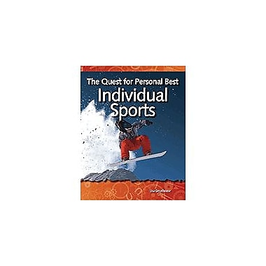 Differentiated Science Readers: How Things Work (Forces and Motion): Quest For Personal Best: Individual Sports [Enhanced eBook]