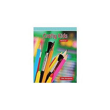 Shell Education Math Readers Grade 1: Crafty Kids Language Arts Workbook, Grade 1 [Enhanced eBook]