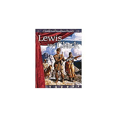 Shell Education Reader's Theater Expanding and Preserving the Union: Lewis and Clark Workbook [Enhanced eBook]