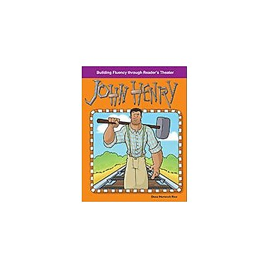 Shell Education John Henry Social Studies Workbook, Grade 2 - Grade 4 [eBook]