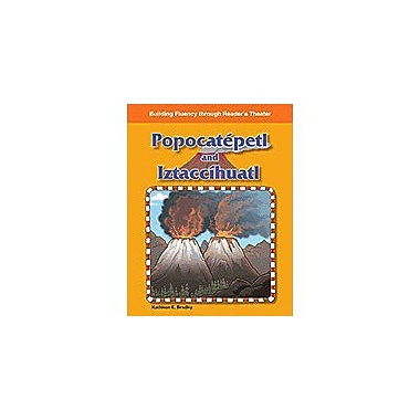 Shell Education Reader's Theater World Myths: Popocatepetl and Izaccihuatl Workbook, Grade 5 - Grade 6 [Enhanced eBook]
