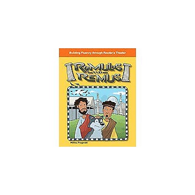 Shell Education Reader's Theater World Myths: Romulus and Remus Language Arts Workbook, Grade 5 - Grade 6 [Enhanced eBook]