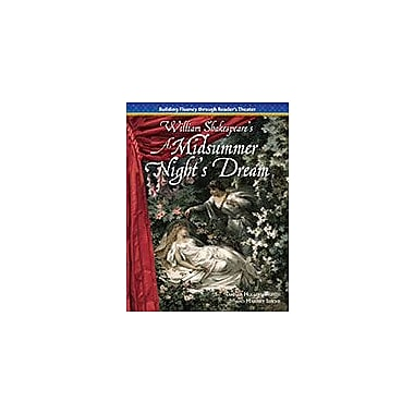 Shell Education A Midsummer Night's Dream Language Arts Workbook, Grade 5 - Grade 6 [eBook]