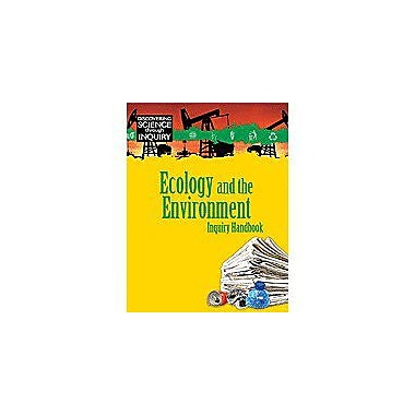 Shell Education Discovering Science Through Inquiry: Ecology and the Environment Inquiry Handbook Workbook [Enhanced eBook]