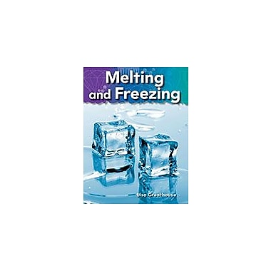 Shell Education Melting and Freezing Science Workbook, Kindergarten - Grade 2 [eBook]