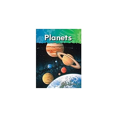 Shell Education Planets Science Workbook, Kindergarten - Grade 2 [eBook]