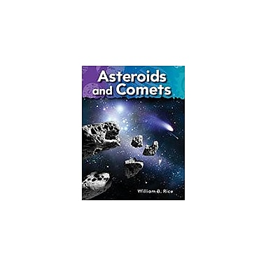 Shell Education Asteroids and Comets Science Workbook, Kindergarten - Grade 2 [eBook]