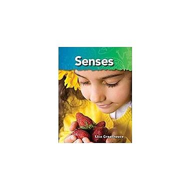Shell Education Senses Science Workbook, Kindergarten - Grade 2 [eBook]