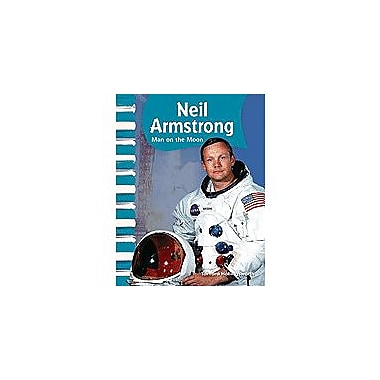Shell Education American Biographies: Neil Armstrong Social Studies Workbook, Kindergarten - Grade 5 [Enhanced eBook]