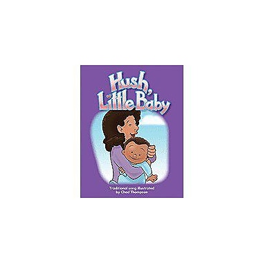 Shell Education Families: Hush, Little Baby Language Arts Workbook, Kindergarten - Grade 2 [Enhanced eBook]