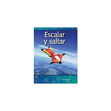 Shell Education Escalar Y Saltar (Climbing and Diving) Science Workbook, Grade 2 - Grade 3 [eBook]