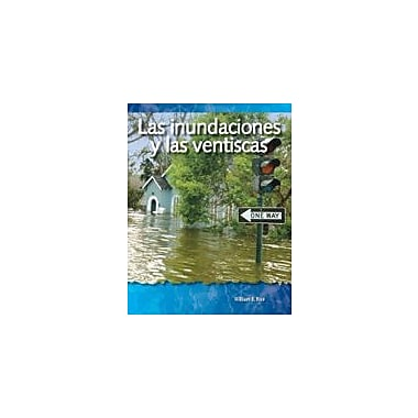 Shell Education Las Inundaciones Y Las Ventiscas (Floods and Blizzards) Science Workbook, Grade 2 - Grade 3 [eBook]
