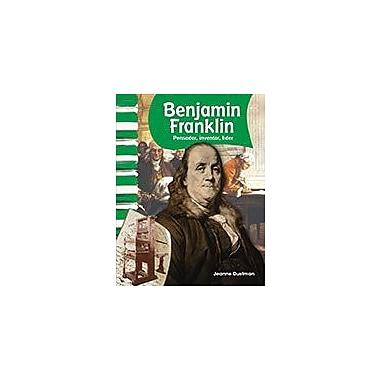 Shell Education Benjamin Franklin: Pensador, Inventor, Lider (Benjamin Franklin: Thinker, Inventor, Leader) Workbook [eBook]
