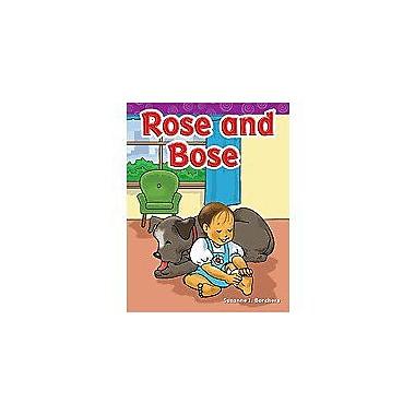 Shell Education Targeted Phonics:Long Vowel Storybooks:Rose and Bose Workbook, Kindergarten - Grade 2 [Enhanced eBook]