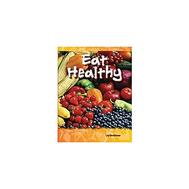 Shell Education Eat Healthy Science Workbook, Grade 2 - Grade 3 [eBook]