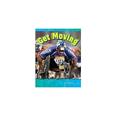 Shell Education Get Moving Science Workbook, Grade 2 - Grade 3 [eBook]