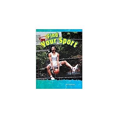 Shell Education Find Your Sport Science Workbook, Grade 2 - Grade 3 [eBook]