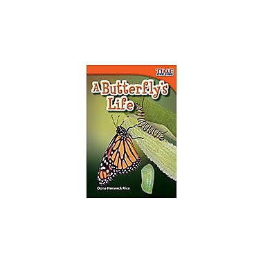 Shell Education A Butterfly's Life Language Arts Workbook, Grade 1 [eBook]