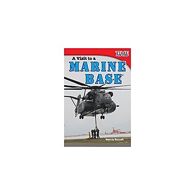 Shell Education A Visit to A Marine Base Language Arts Workbook, Grade 2 [eBook]