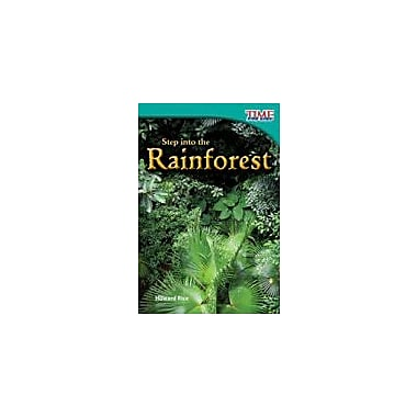 Shell Education Step Into the Rainforest Reading & Writing Workbook, Grade 2 [eBook]